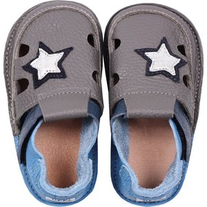 Tikki Barefoot kids sandals